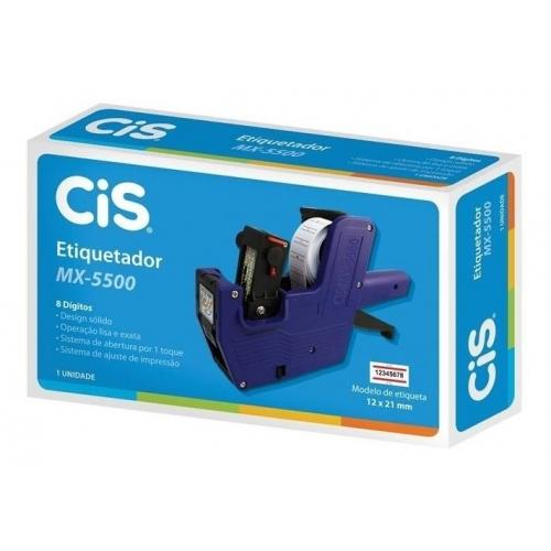 ETIQUETADORA CIS MX5500