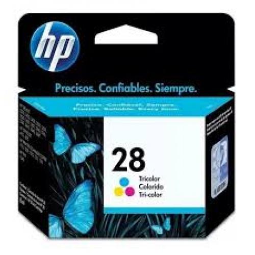 CARTUCHO HP 28 COLORIDO