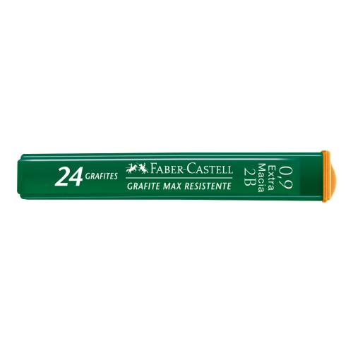 GRAFITE 0.9 2B FABER CASTELL