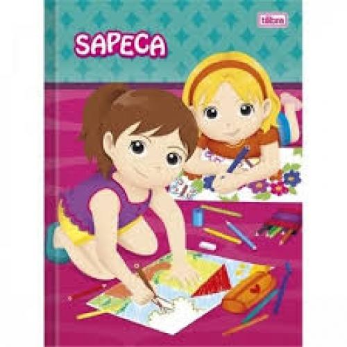 CADERNO BROCHURA CD 96FLS TILIBRA SAPECA F