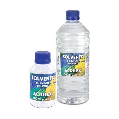 SOLVENTE ACRILEX 100ML