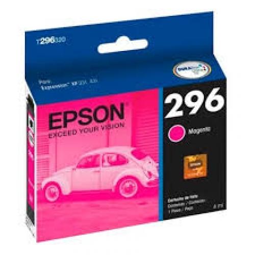 CARTUCHO EPSON T296 MAGENTA