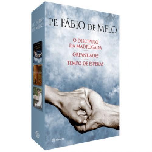 BOX PADRE FABIO DE MELO 3 VOLUMES