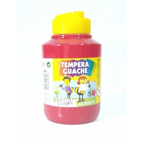 TINTA GUACHE ACRILEX 250ML MAGENTA 549