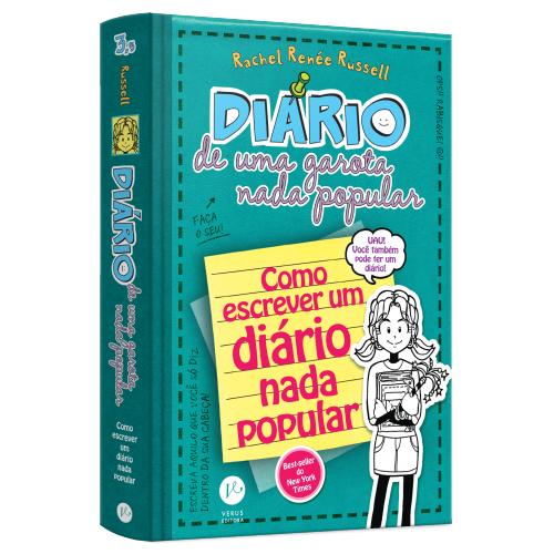 DIARIO DE UMA GAROTA NADA POPULAR VOL 3.5