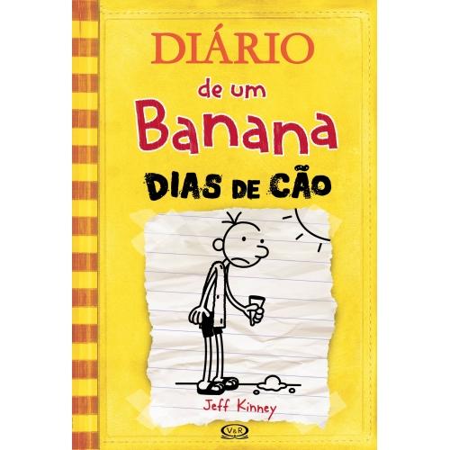 DIARIO DE UM BANANA 4 - DIAS DE CAO