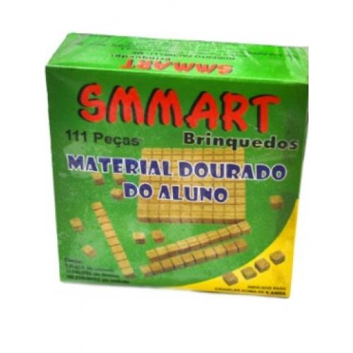 MATERIAL DOURADO SMMART 111 PECAS
