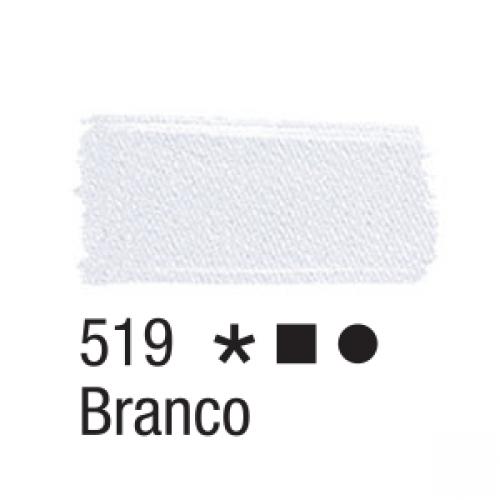 TINTA TECIDO ACRILEX 37ML BRANCA