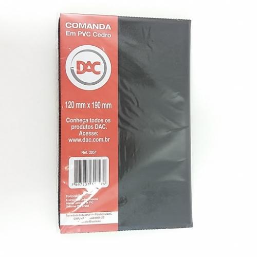 COMANDA DAC 120X190MM