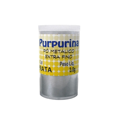 PURPURINA TUBO 3G CORES & BRILHOS