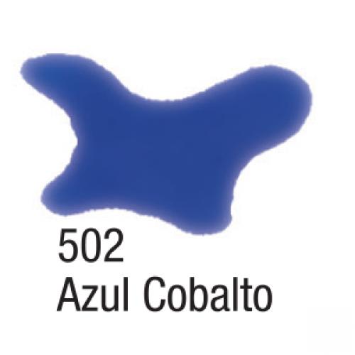 AQUARELA SILK ACRILEX 60ML AZUL COBALTO