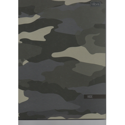 CADERNO BROCHURA CD 80FLS TILIBRA HIDE