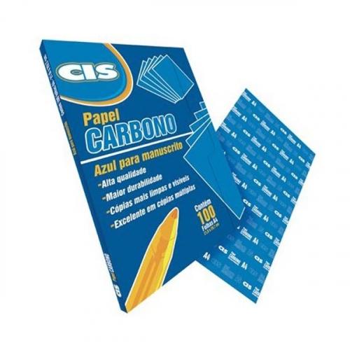PAPEL CARBONO A4 PAPEL MANUAL CIS