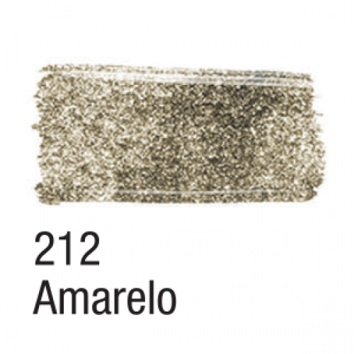 TINTA TECIDO GLITTER ACRILEX 37ML AMARELO