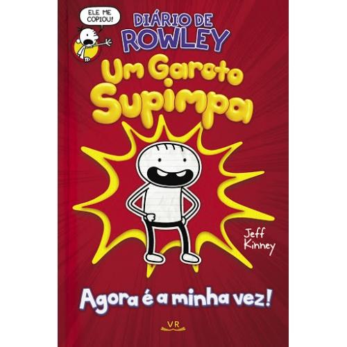 DIARIO DE ROWLEY UM GAROTO SUPIMPA