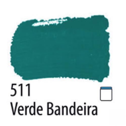 TINTA PVA FOSCA ARTESANATO ACRILEX 37ML VERDE BANDEIRA