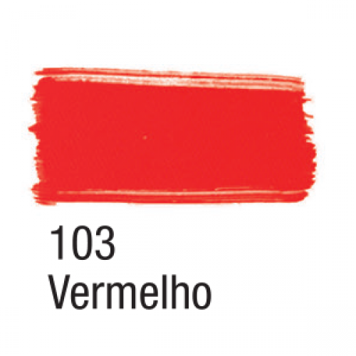 TINTA TECIDO ACRILEX 37ML NEON VERMELHO