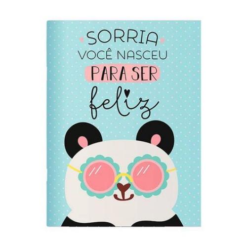 PLANNER RAIZLER ME ENCANTA MENSAL PANDA