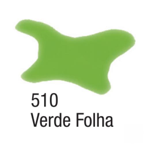 AQUARELA SILK ACRILEX 60ML VERDE FOLHA