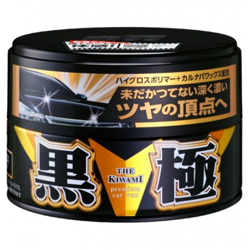 CERA EXTREME GLOSS THE KIWAMI BLACK 200G SOFT99