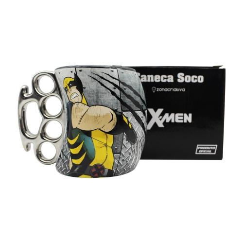 CANECA SOCO INGLES WOLWERINE METAL