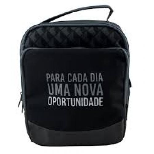 LANCHEIRA T�RMICA QUADRADA NOVA OPORTUNIDADE.