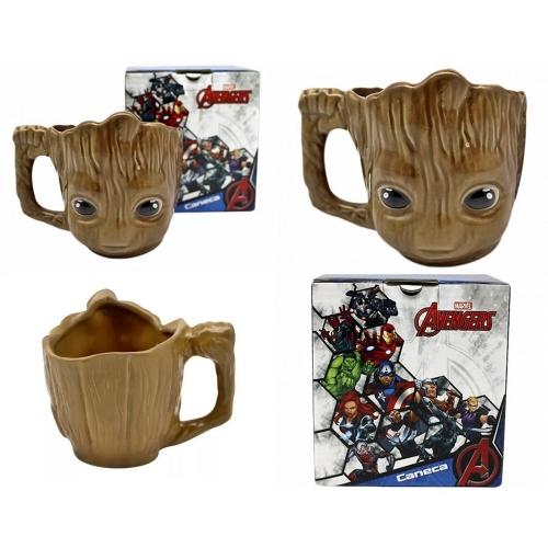 CANECA 400ML GROOTH