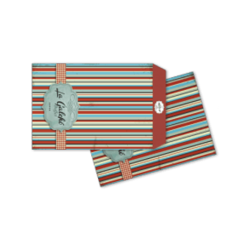 10 Envelopes 24x34cm - Saco Grande - Sulfite 90g - 4x0 cor