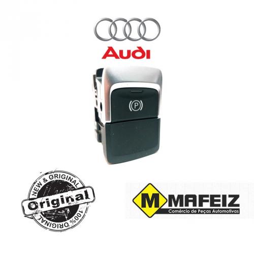 Bot�o Freio De M�o - Audi Q3 - 8U0927225F