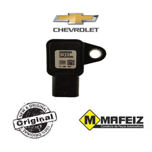 Sensor Intercooler Ar - Chevrolet Onix / Tracker - 55500380