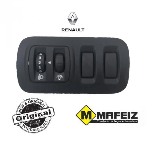 Comando Farol Milha - Renault Captur - 681636616R