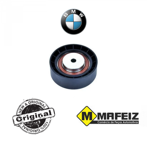 Polia Do Alternador - Bmw 750i / 850i - 1200