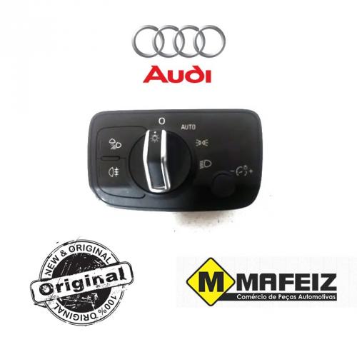 Bot�o Chave De Luz - Audi A3 - 8V0941531AR
